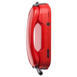Telephone rouge de formation